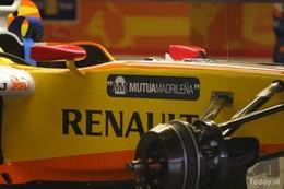 Dégats collatéraux : Renault F1 perd Mutua Madrilena