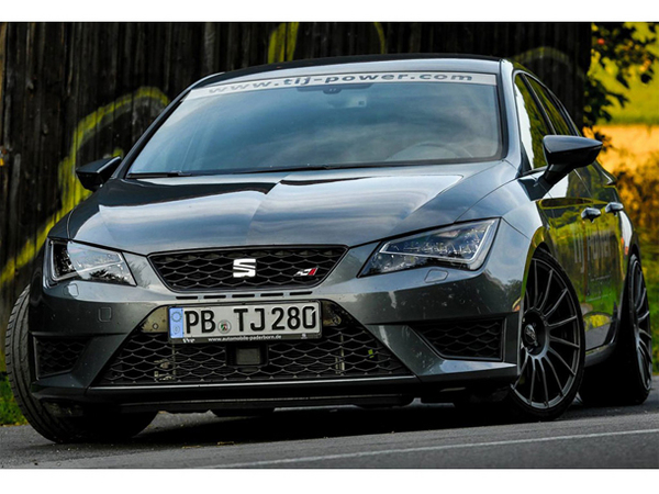 tij power offre 375 chevaux la seat leon cupra. Black Bedroom Furniture Sets. Home Design Ideas