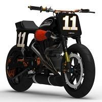 Concept - Bottpower Bott XR-1: Buell tribute !