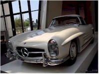 Photo du jour : Mercedes 300 SL