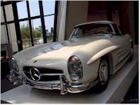 Photo du jour : Mercedes 300 SL