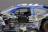 Vidéo: l'accident de Dario Franchitti ce week-end en Nascar