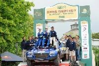 Rallye d'Europe Centrale: victoire de Volkswagen et Sainz