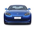 Hyundai coupe: un petit coup de jeune