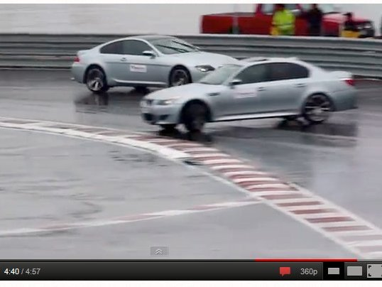 [vidéo] Track day pluvieux, track day heureux