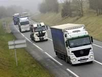 L'Ecotaxe pour les camions enfin adoptée à l'Assemblée