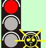 Sécurité Routière - Une bicyclette pourra griller un feu rouge: Comme un vélo dans la tête