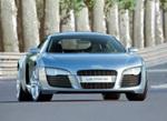 L'Audi R8 par l'Oeil de Lynx