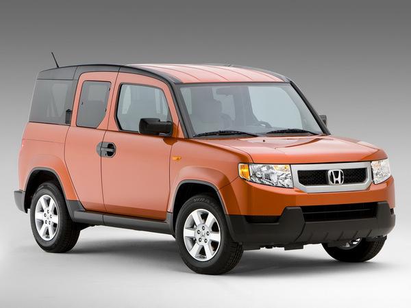 La fin du Honda Element