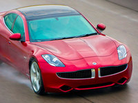 Fisker Karma: la production va augmenter en 2012