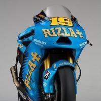 Moto GP - Suzuki: La GSV-R s'est faite belle pour sa dernière