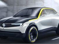 Opel: le prochain Mokka X existera en électrique