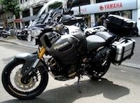 "Yamaha XTZ 1200 World Crosser version ""Pack Evolution"""