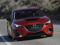 Future Mazda3 MPS : 300 ch et 4 roues motrices ?