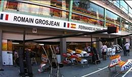F1 - GP Singapour, Essais Libres 1: Imitation surréaliste de Nelson Piquet par Romain Grosjean !