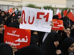 Formule 1 - GP de Bahreïn : l'opposition s'intensifie autour de la course