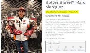 Cairoli, Marquez et compagnie au soutien de Mathias Bellino
