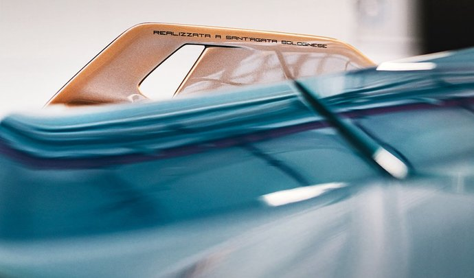 Lamborghini annonce une nouveauté