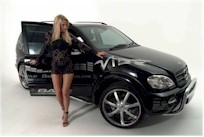 Mercedes ML By Vibe