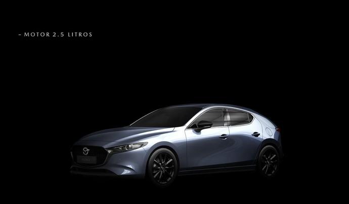 La Mazda 3 à moteur turbo officialisée