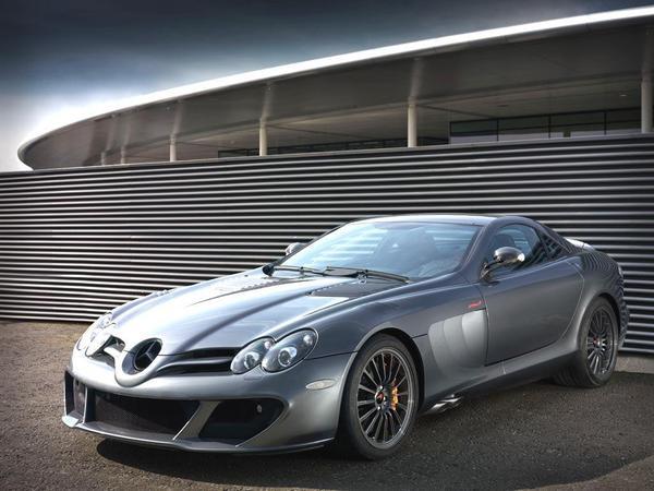 Mercedes SLR McLaren Edition: vraiment la der des der