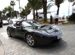 Essai Tesla Roadster : plaisirs propres