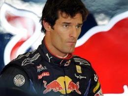 F1: Webber a fait les 4 derniers GP avec une fracture de l'épaule !