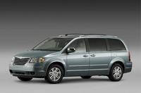 Salon de Detroit : Chrysler Town and Country et Dodge Caravan - 2008, notre prochaine Chrysler Voyager se dévoile
