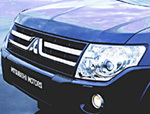 Mitsubishi Pajero: facelift invisible