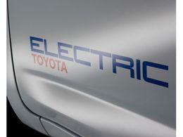 Le Toyota Rav4 EV est de sortie