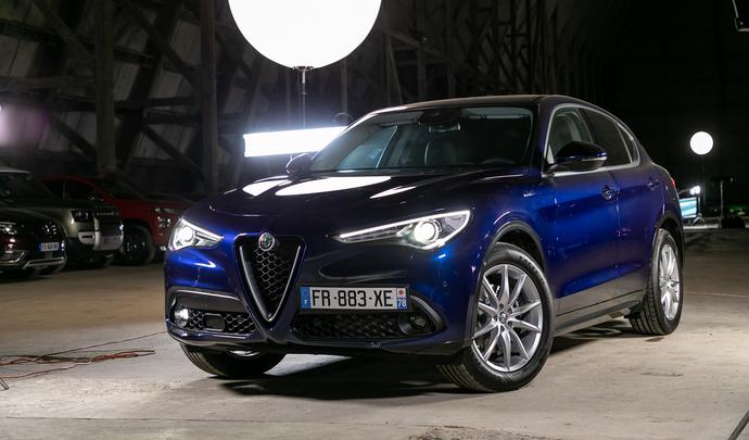 Stelvio, le guide d'achat de l'Alfa Romeo la plus vendue en 2020 - Salon de l'auto Caradisiac