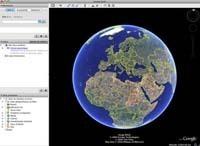 Téléchargement : Google Earth zoome sur le changement climatique