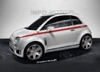 Fiat 500 Abarth by Andrea Rosati : le pot de yaourt au bifidus actif !