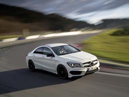 Plus de 100 000 Mercedes CLA dans la nature