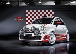 Abarth 500 R3T, une petite pour le rallye