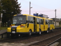Un nouveau bus sur rail et sur route se prépare !