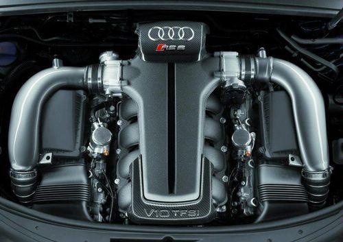 Prochaine Audi RS6 : un V8 au lieu du V10 ?