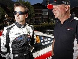 Dumas : « Le rallye est difficile et ingrat »