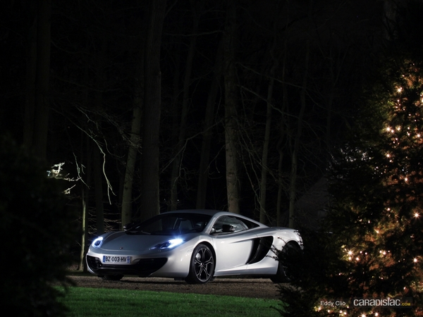 Photos du jour : McLaren MP4-12C (EmotionAutoPrestige)