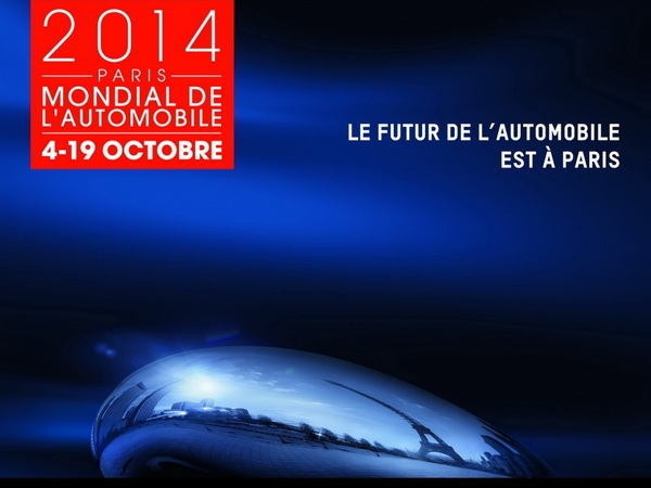 Salon de l 39 auto de paris l 39 actualit du mondial - Salon de l automobile 2014 ...
