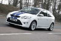 Ford Focus ST TeamRS: pour les Anglais