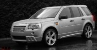 Land Rover Freelander 2 by Project Kahn