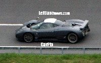 Future Pagani C9 surprise en test!