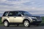 Le Land Rover Freelander-LR2 aux USA par l'oeil d Lynx