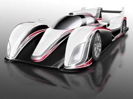 La nouvelle Toyota LMP1 en essais fin janvier