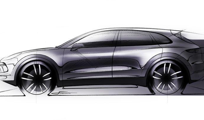 Porsche : le nouveau Cayenne en approche imminente