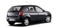 Dacia Sandero: les tarifs en Belgique