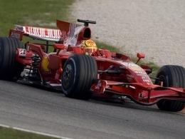 Les meilleurs de la F3 testent la F2008