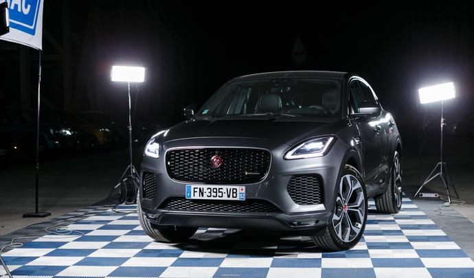 E-Pace, le guide d'achat de la Jaguar la plus vendue - Salon de l'auto Caradisiac