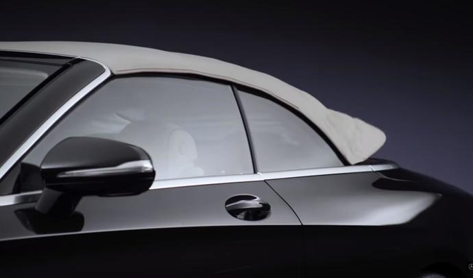 Salon de Francfort 2017 : la Mercedes Classe S cabriolet restylée s'annonce